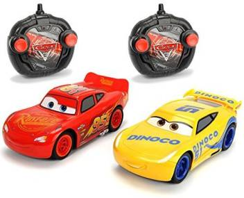 Dickie Toys 203087005 Cars 3 Lightning Mcqueen And Cruz Ramirez