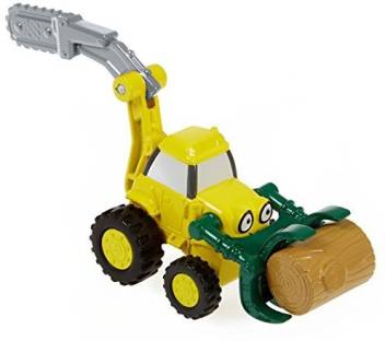 Fisher Price Bob The Builder Logging Scoop Vehicle Bob The Builder Logging Scoop Vehicle Shop For Fisher Price Products In India Flipkart Com