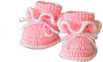 LA Riyo Crochet Handmade baby Shoes 216