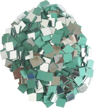 Hglass Square Shape Small Glass Beads Used For Art Craft Also Used In Embroidery Work Like Butta On Blouse Pallu Or Dupatta 9 Mm Qty 500 Pcs Square Shape Small Glass