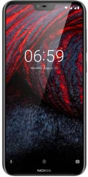 Nokia 6 1 Plus (Black, 64 GB)