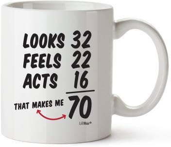 Devron 70th Birthday Gifts For Women