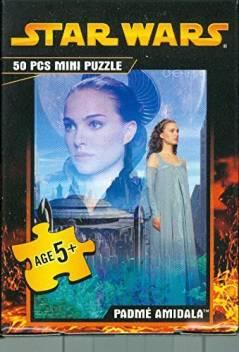 Star Wars Revenge Of The Sith 50 Pieces Mini Puzzle Padme Amidala Revenge Of The Sith 50 Pieces Mini Puzzle Padme Amidala Shop For Star Wars Products In India Flipkart Com