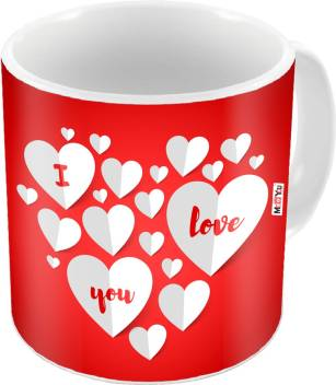 Me You Gift For Wife Husband Girlfriend Boyfriend On Birthday Valentines Day And Anniversary Iz18dtlovemu 060 Ceramic Mug Price In India Buy Me You Gift For Wife Husband Girlfriend Boyfriend On Birthday Valentines Day