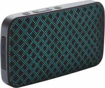 Portronics Vibe POR-10 Bluetooth Wireless 10W Speaker (Blue) 10 W Bluetooth  Speaker