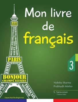 Mon Livre De Francais 3 French Bo Buy Mon Livre De