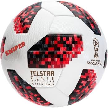 Sniper Russia Fifa World Cup 2018 Football Size 5 Buy Sniper Russia Fifa World Cup 2018 Football Size 5 Online At Best Prices In India Sports Fitness Flipkart Com