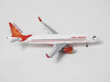 AEROCLASSICS Air India Airbus A320 NEO 1/400 scale Diecast
