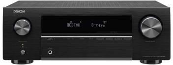denon AVR-X250B 5.1 Ch. 4K Ultra HD AV Receiver with Bluetooth AV Power  Receiver (Black) 300 W AV Power Receiver Price in India - Buy denon  AVR-X250B 5.1 Ch. 4K Ultra HD