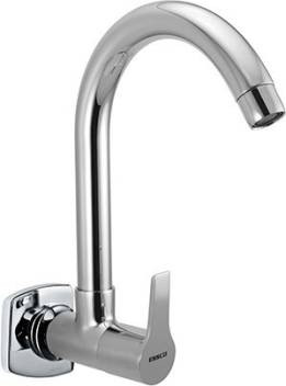 Essco Jaquar Group Apr 101347 Aspire Sink Cock With Swinging Spout Wall Mounted Model With Wall Flange Spout Faucet Price In India Buy Essco Jaquar Group Apr 101347 Aspire Sink Cock With Swinging