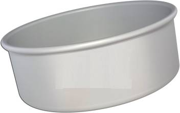 Inditradition Round Cake Pan Tin Baking Mould Non Stick Removable Base Microwave Safe Anodized Aluminium Full Cake Maker Cake Maker Price In India Buy Inditradition Round Cake Pan Tin