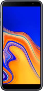 Samsung Galaxy J6 Plus (Black, 64 GB)