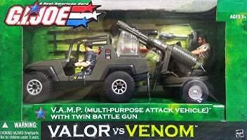 GI JOE VALOR VS VENOM multiple sets Action Figures