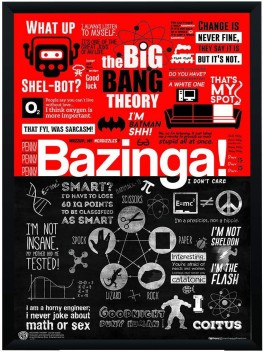 The Big Bang Theory Girls Shel-Bot Icon Sweatshirt