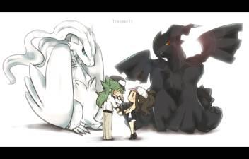 Reshiram, Zekrom & Kyurem are coming soon to Pokemon GO 5-Star ... | 225x352
