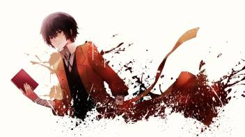 Athah Anime Bungou Stray Dogs Osamu Dazai 13 19 Inches Wall Poster Matte Finish Paper Print Animation Cartoons Posters In India Buy Art Film Design Movie Music Nature And Educational