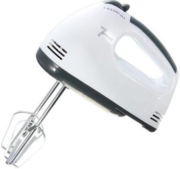 Electric 5 Speed Handheld Hand Blender Mixer Whisk Beater Cake Baking