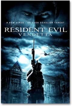 resident evil vendetta full movie