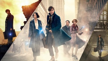 Final Style Fantastic Beasts and Where To Find Them ORIGINAL Movie Poster