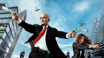 Athah 220 Gsm Paper Wall Poster 13 19 Inches Hitman Agent 47