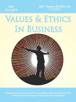 Values And Ethics In Business Buy Values And Ethics In Business By Group Of Ip University Faculties At Low Price In India Flipkart Com