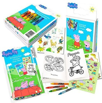 Books to Bed A Crayons Story Flat Pack Set