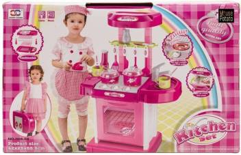Skyler Kitchen Set Kids Luxury Battery Operated Kitchen Super Toy Set Kitchen Set Kids Luxury Battery Operated Kitchen Super Toy Set Buy Kitchen Household Toys In India Shop For