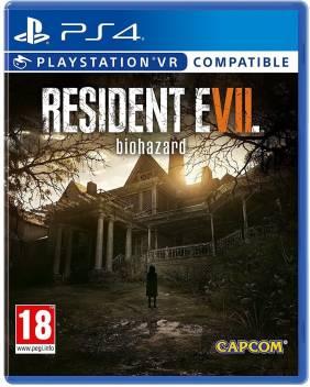 Resident Evil 7 Biohazard Price in India - Buy Resident Evil