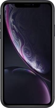 Apple iPhone XR (Black, 128 GB)