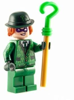 LEGO Batman Movie The Riddler Minifigure 70903 new 2017