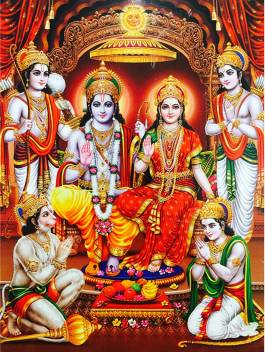 religious shri ram sita with hanuman medium 40 ahd00274 artway original imafaaqnyygnjhbr