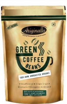 Ariginallo Green Coffee Beans Instant Coffee Price In India Buy