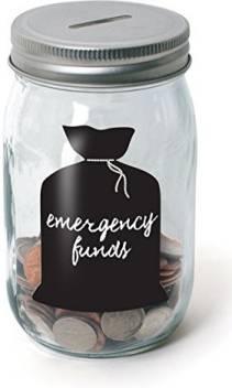 Perfect Life Ideas Classic Mason Jar Coin Bank Piggy Bank For Girls Boys Kids Children Money