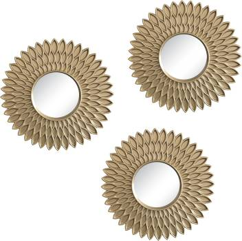 Tied Ribbons Set Of 3 Fancy Wall Hanging Mirrors Decorative Mirror Price In India Buy Tied Ribbons Set Of 3 Fancy Wall Hanging Mirrors Decorative Mirror Online At Flipkart Com