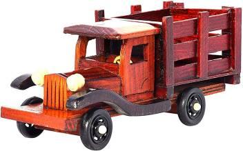 Mk Handcraft Wooden Vintage Antique Toy