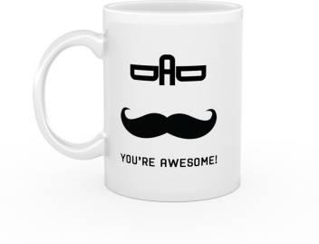 Trisha You Re Awesome Coffee Mug Ceramic Coffee Mug Price In India Buy Trisha You Re Awesome Coffee Mug Ceramic Coffee Mug Online At Flipkart Com