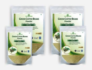 Nutriherbs Green Coffee Beans Powder 200 Gm Pack Of 4 Price In