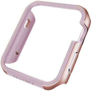 Rkandroid Bumper Case For Apple Watch 42mm Series 1 Series 2 Series 3 Rose Gold Rkandroid Flipkart Com