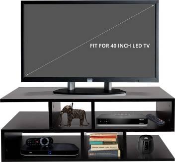 Klaxon Z Shape Engineered Wood TV Entertainment Unit