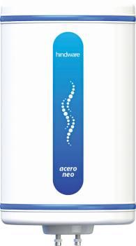 Hindware 15 L Storage Water Geyser (HS15MDW20SB1/SWH1501D, White