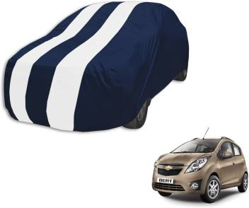 Autyle Car Cover For Chevrolet Beat Without Mirror Pockets Price In India Buy Autyle Car Cover For Chevrolet Beat Without Mirror Pockets Online At Flipkart Com