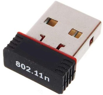 300Mbps Mini USB 2.4GHz Wireless 802.11B//G//N LAN Card WiFi Network Adapter Great
