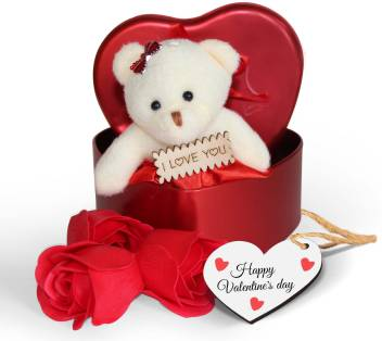 Tied Ribbons Soft Toy Gift Set Price In India Buy Tied Ribbons Soft Toy Gift Set Online At Flipkart Com