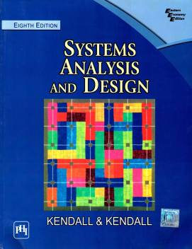 Systems Analysis And Design Buy Systems Analysis And Design By Kendall At Low Price In India Flipkart Com