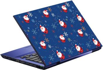 Imagination Era Cute Christmas Backgrounds Mac Stickers Hd 3m Avery Vinyl Finish Glossy Skin Bubble Free Waterproof Non Fading Easy To Apply All Laptop Size Laptop Decal 14 Price In India Buy Imagination Era Cute Christmas Backgrounds