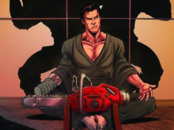 Army Of Darkness Ash Williams Hd Wall Poster Paper Print Comics Posters In India Buy Art Film Design Movie Music Nature And Educational Paintings Wallpapers At Flipkart Com