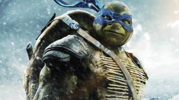 Movie Teenage Mutant Ninja Turtles 2014 Leonardo Teenage Mutant Ninja Turtles Hd Wall Poster Paper Print Movies Posters In India Buy Art Film Design Movie Music Nature And Educational Paintings Wallpapers