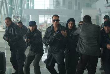 Movie The Expendables 2 The Expendables Jean Claude Van