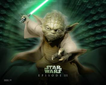 Akhuratha Poster Movie Star Wars Episode Iii Revenge Of The Sith Star Wars Star Wars Episode 3 Yoda Hd Wallpaper Background Fine Art Print Movies Posters In India Buy Art