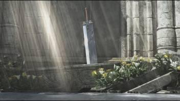 Ananyadesigns Wall Poster Movie Final Fantasy Vii Advent Children
